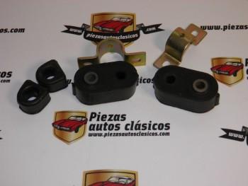 Kit silembloks de estabilizadora R 4 y 6   10mm