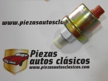 Bulbo presión de aceite  Renault  4, 5, 6, 7, 12
