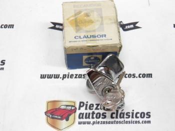 Manilla de maletero con llave  Renault 4  original Clausor