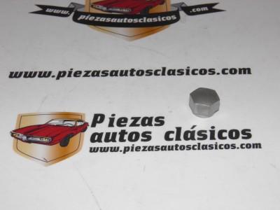 Tuerca Brazo Limpiaparabrisas Grís Dodge, Renault 5 y 6TL, Simca 1200 y Seat 124 y 1430