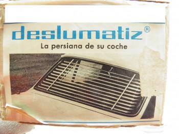 Persianilla trasera  Renault 7