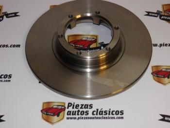 Disco de frenos  Renault 4,5,6,7 y 12