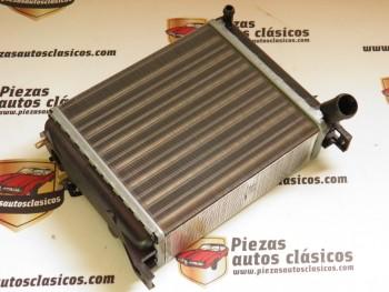 Radiador de calefacción Renault 4 a partir del 81 7701026281