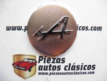 Centro de llanta Alpine  Renault  5 Alpine  68 mm. de diámetro