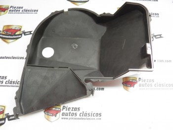 Tapa  Motor  Calefacción   Renault   5    REF  7702037874