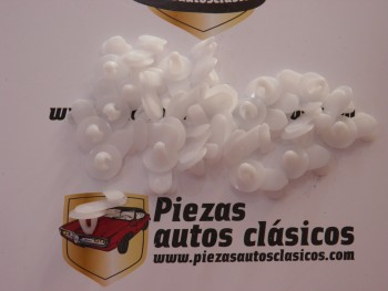 Kit de 25 grapas  Seat 600, 127, 850, 131...