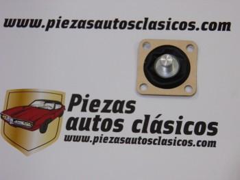 Membrana de aceleración  Solex  32 DIS   Renault 5, 6 , 9, 11 y 18
