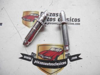 Par de carracas autoajuste zapatas  Dodge Dart y 3700