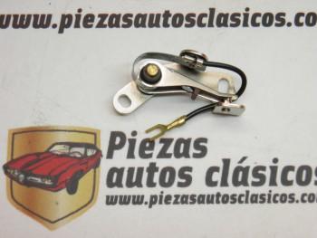 Platinos delco Femsa  tipo DF4 Renault 4,5,6,8,10,12 , Simca 1000, Seat 850 y Authy