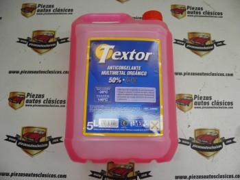 Anticongelante orgánico 50% rosa G-12   5L