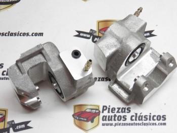 Pareja de Pinzas de freno delanteras Renault 8 y 10