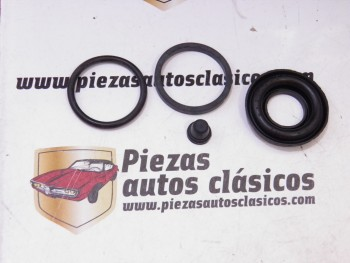 Kit reparación pinza de freno trasera perfil redondo/cuadrado  32mm  Renault 8, 10 y Alpine