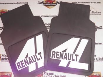 Faldetas traseras Renault 4L