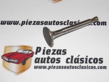Válvula Escape Renault 4, 4 Super, Gordini y Ondine (24,85x7x73,7)  Ref:5557460
