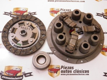 Kit de embrague  Seat 600