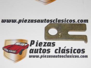 Calce Caja De Dirección Renault 4,5,6 y 7  Nº5  Ref:7700555567