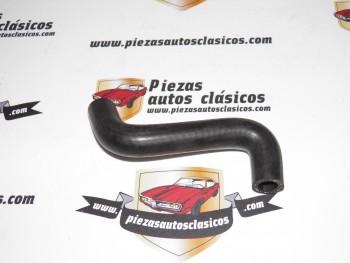 Manguito respiración tapa de balancines a carburador Renault 4,5,6,7,12