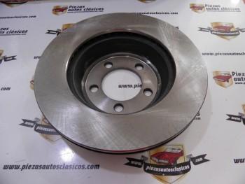 Disco de freno ventilado Dodge Dart GT y 3700 GT