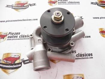 Bomba de agua Renault  Dauphine  motor Ventoux (España)  Eje 3cm. Con Polea