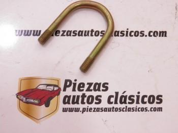 Abrazadera barra estabilizadora  Renault 8 y 10