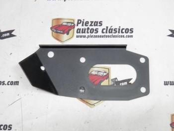 Placa base carburador doble cuerpo  Renault 8