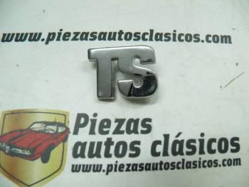 Anagrama TS Renault 8