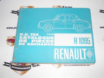 Pr 754 Renault  Gordini  copia encuadernada